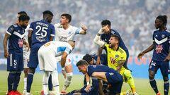ФОТО. Гравець Бордо знепритомнів прямо під час матчу проти Марселя