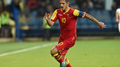 Йоветич – второй игрок в истории, забивавший в топ-5 европейских лигах