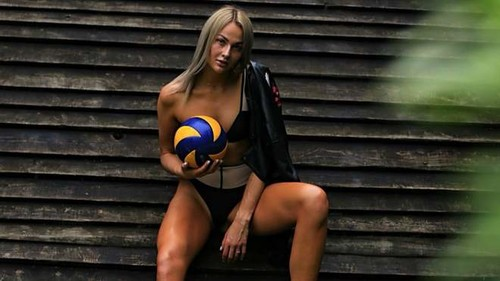 Топ-5 самых соблазнительных волейболисток Суперлиги