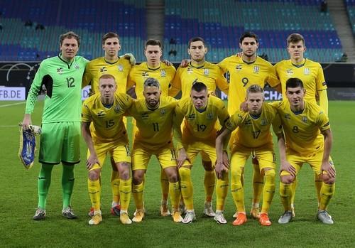 Сборная Украины в сентябре проведет контрольный матч с Чехией