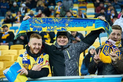 УАФ хочет, чтобы в марте матчи сборной во Львове прошли со зрителями