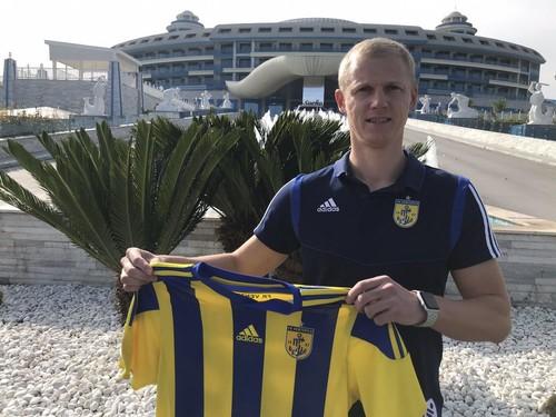 Вентспілс підписав двох українських футболістів