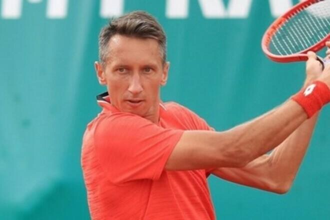 Стаховский заявился на челленджер в Киеве. Будет один игрок топ-100