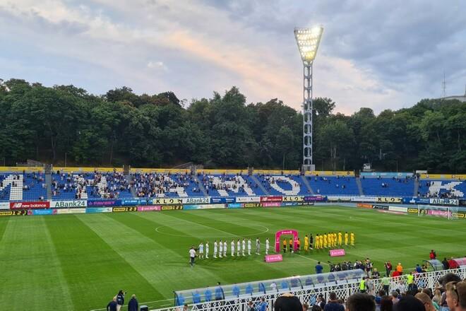 Ингулец – Динамо – 1:1. Текстовая трансляция матча