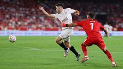 Севилья — Райо Вальекано — 3:0. Видео голов и обзор матча