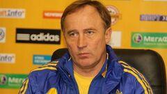 Джерело: Петраков призначений в.о. головного тренера збірної Украни