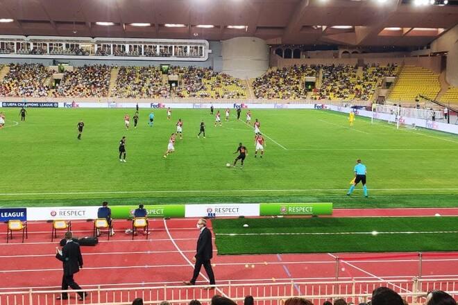 Монако – Шахтер – 0:1. Видео гола Педриньо и обзор матча