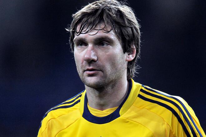 Экс-игрок сборной Украины возобновил профессиональную карьеру