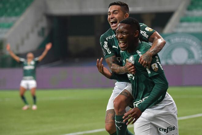 Три бразильских клуба вышли в 1/2 финала Кубка Либертадорес