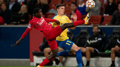 Ред Булл Зальцбург – Брондбю – 2:1. Видео голов и обзор матча