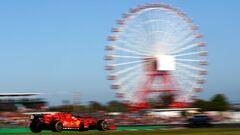 Формула-1 отменила гонку в Японии и готовит обновленный календарь