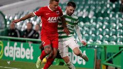 Селтик нанес поражение команде АЗ Алкмаар в квалификации Лиги Европы