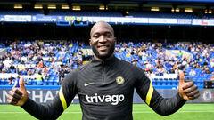 Ромелу ЛУКАКУ: «Я счастлив быть в Челси»