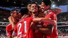 ВИДЕО. Обзор всех голов в Лиге чемпионов за 18 августа