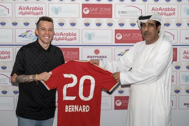 6 відомих бразильських футболістів, котрі грають в арабських чемпіонатах