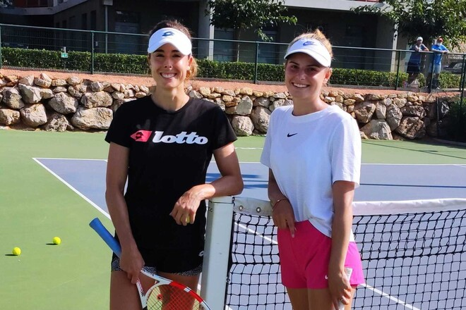 Катарина ЗАВАЦКАЯ: «Квалификация US Open – один из этапов набора формы»
