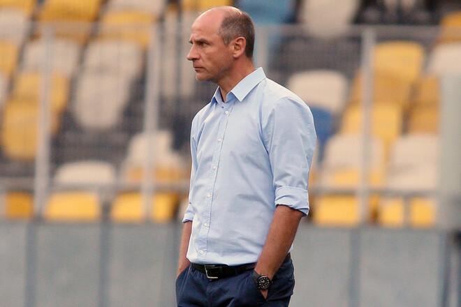 Віктор СКРИПНИК: «3:0 — дуже неприємний для нас рахунок»