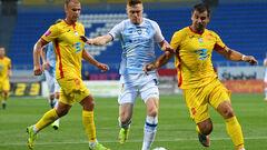 Артем ФРАНКОВ: «Динамо грає без нападника, це схема 4-6-0»