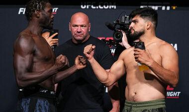 Канноньє побив Гастелума на турнірі UFC on ESPN 29