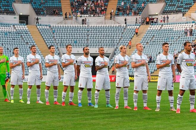Черноморец – Шахтер – 0:3. Видео голов и обзор матча
