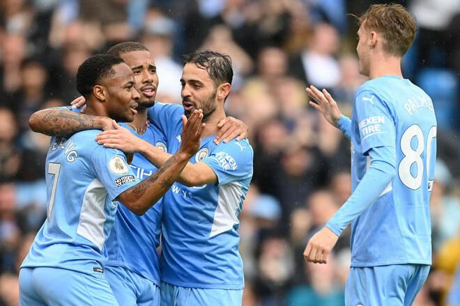 Манчестер Сити — Норвич — 5:0. Видео голов и обзор матча