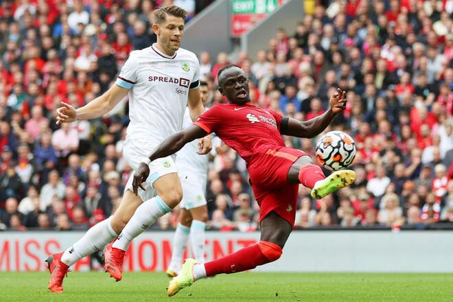 Ливерпуль — Бернли — 2:0. Видео голов и обзор матча