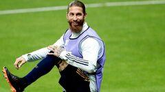 Рамос просил Анчелотти помочь остаться в Реале