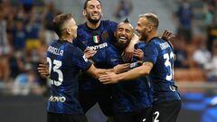 Серия A стартовала. Интер начал защиту титула с разгрома Дженоа