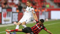 Баєр — Боруссія Менхенгладбах — 4:0. Відео голів та огляд матчу