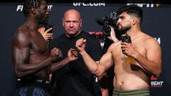Каннонье побил Гастелума на турнире UFC on ESPN 29