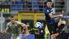 Интер — Дженоа — 4:0. Видео голов и обзор матча
