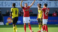 Фрайбург — Боруссия Дортмунд — 2:1. Видео голов и обзор матча