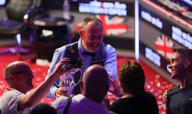 British Open: Уильямс в финале обыграл Уилсона
