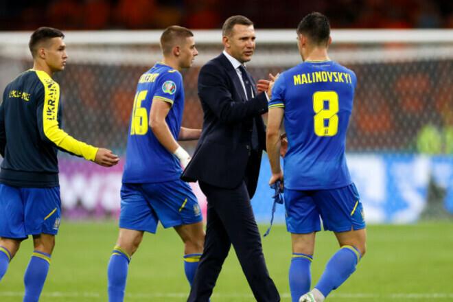 Шевченко назвал самый яркий момент за время работы в сборной Украины