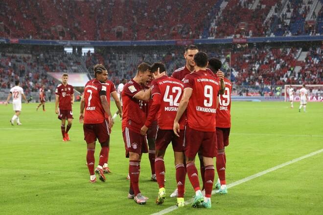 Бавария – Кельн – 3:2. Видео голов и обзор матча