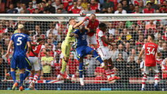 Премьерный гол Лукаку. Челси уверенно победил Арсенал