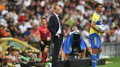 VAR отменил гол Роналду на 94 минуте. Ювентус сыграл вничью