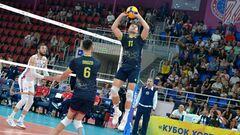 Мужская сборная Украины стала победителем Кубка Хортицы