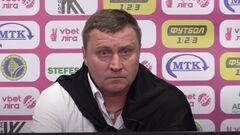 Юрий ГУРА: «Вышел Рыбалка и подал хороший угловой – это ключевой момент»