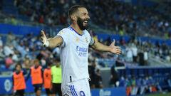 Бензема вышел на 9-е место по количеству матчей за Реал