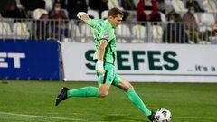 Колос готовится продать основного вратаря в польский клуб