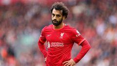 Ливерпуль не отпустил Салаха в сборную Египта