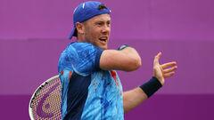 US Open. Стаховский и Марченко узнали соперников по квалификации