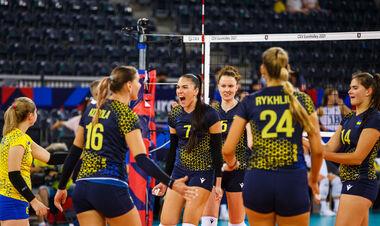 Украинки вышли в 1/8 финала волейбольного Евро, Кендзеру предложили Ростову