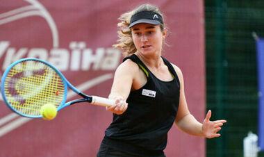 Снигур проиграла на старте квалификации US Open