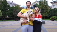 ВИДЕО. «Любіть Україну». БК Тернополь поздравил украинцев известным стихом