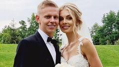 Александр ЗИНЧЕНКО – Владе: «1 год счастья! 99 впереди!»