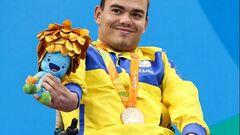 Паралимпиада-2020. Украинец Коль завоевал серебро в плавании