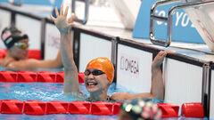 Пловчиха Мерешко принесла Украине первое золото Паралимпиады в Токио
