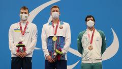 Украина завоевала еще три серебра на Паралимпиаде в Токио